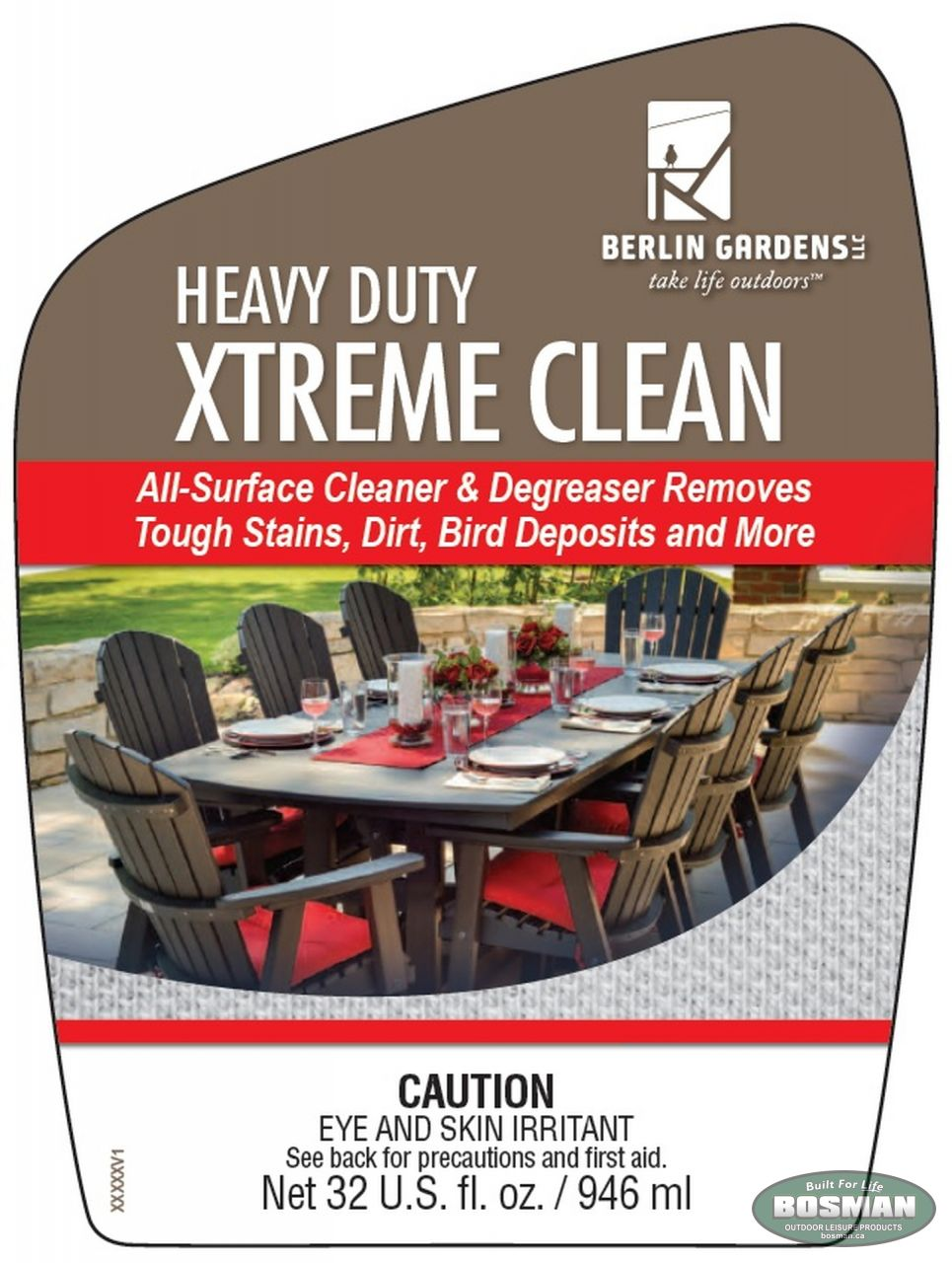 If You Are Looking For The Right Cleaning Solution For Your Poly Furniture  Consider Our Heavy Duty Extreme Clean Cleaner In A Convenient Spray Bottle.